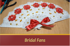 Bridal Fans